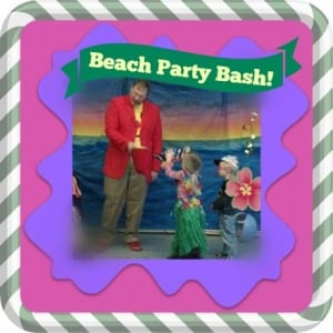 Beach Party Bash